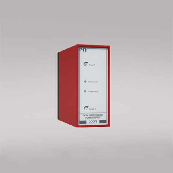 2223 Dual switchmode power supply