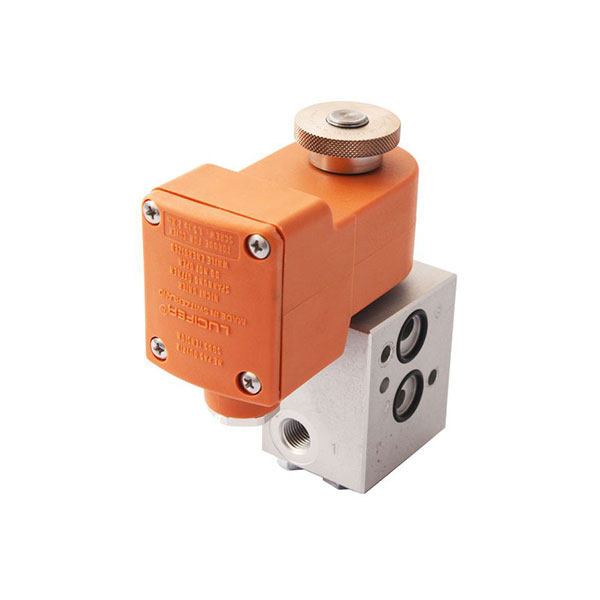 "PARKER 3-WAY NORMALLY CLOSED, 3/8"" GENERAL PURPOSE SOLENOID VALVES"
