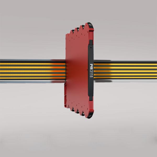 3118 Bipolar isolated converter / splitter