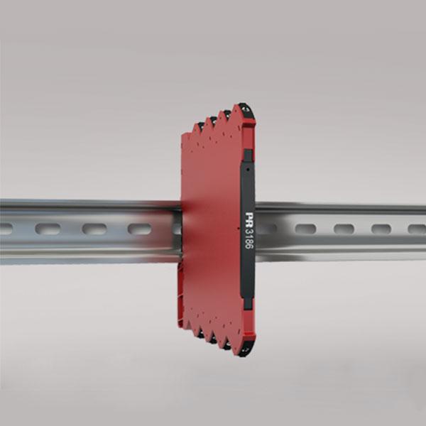 3186 2-wire transmitter isolator/ current isolator