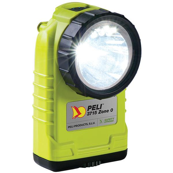 3715Z0  Right Angle Light