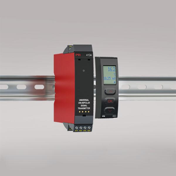 4104 Universal uni-/bipolar signal transmitter
