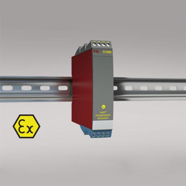 5106B HART transparent repeater