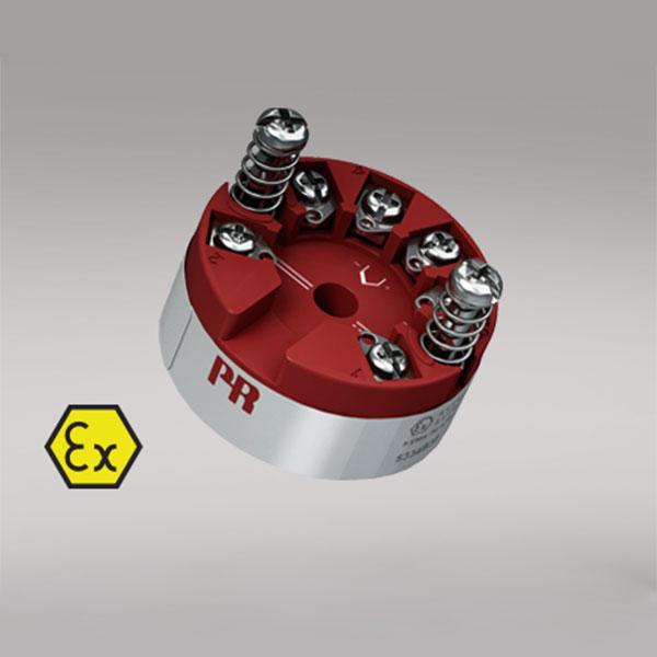 5334B 2-wire programmable transmtitter