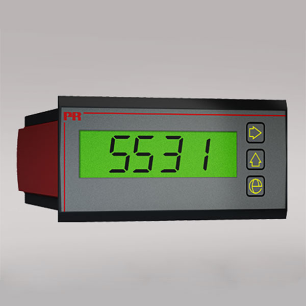 5531A Loop-powered LCD indicator