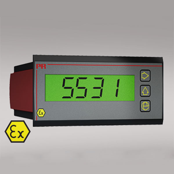 5531B Loop-powered LCD indicator