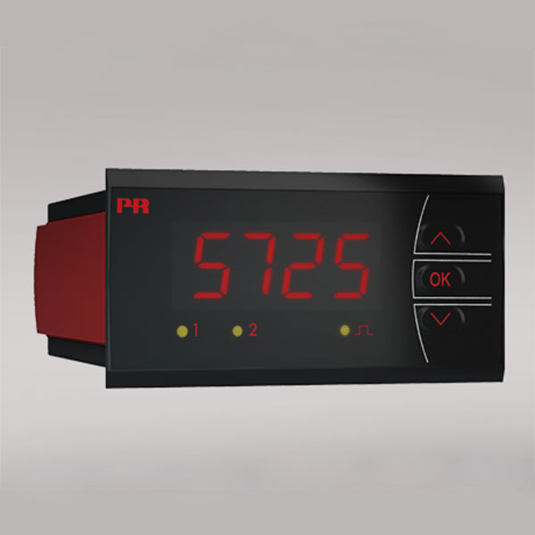 5725 Programmable frequency indicator