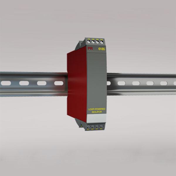 6185 Loop-powered isolator