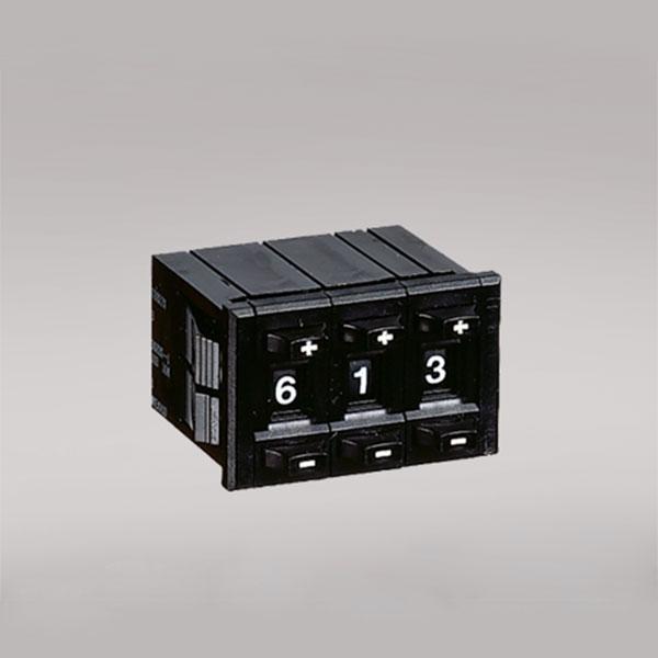 7008 3-digit digital potentiometer