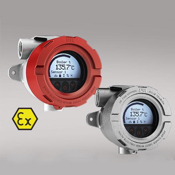 7501 Field mounted HART temperature transmitter