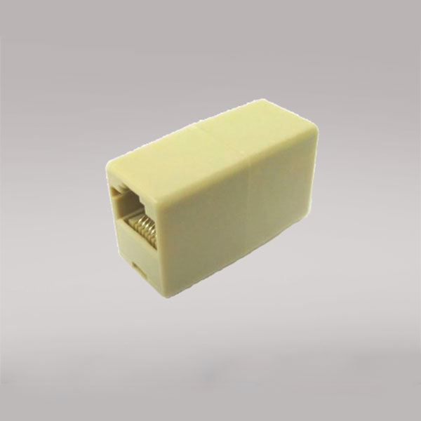 8515 RJ45 female to female cable adapter