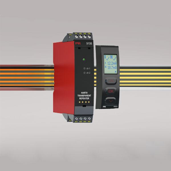 9106A HART transparent repeater