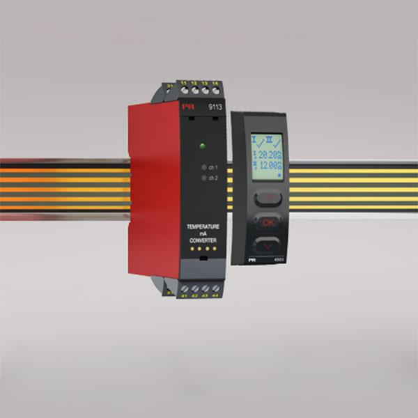 9113A Temperature / mA converter
