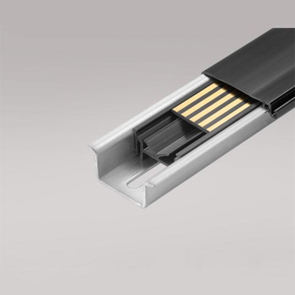 9400_1 Power rail 15 mm profile
