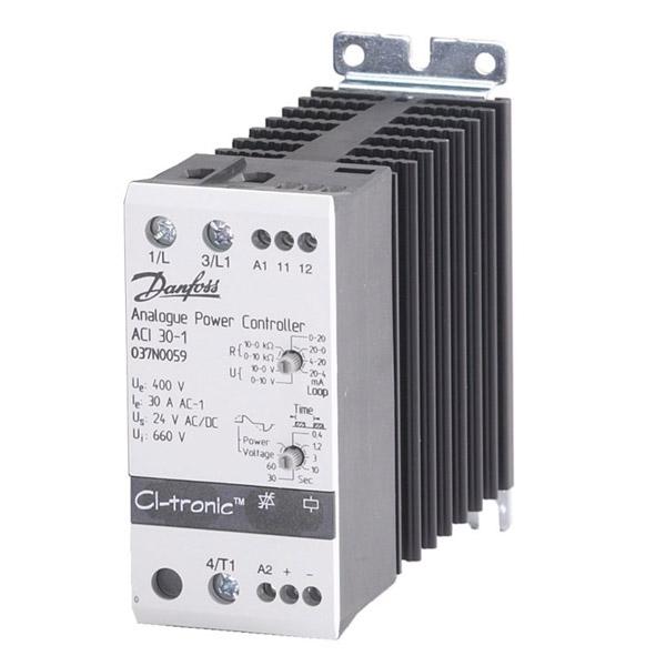 ACI, CI-tronic™ analogue power controllers