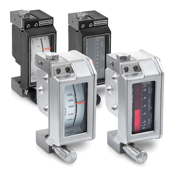 Variable Area Flowmeters – DK 37
