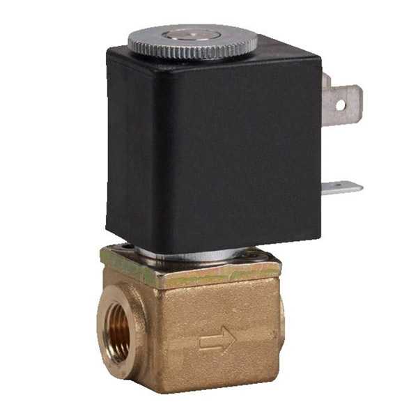 EV210A, Direct-operated 2/2-way compact solenoid valves