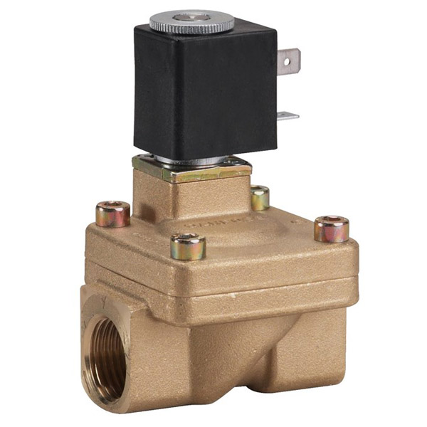 EV220A, Servo-operated 2/2-way solenoid valves