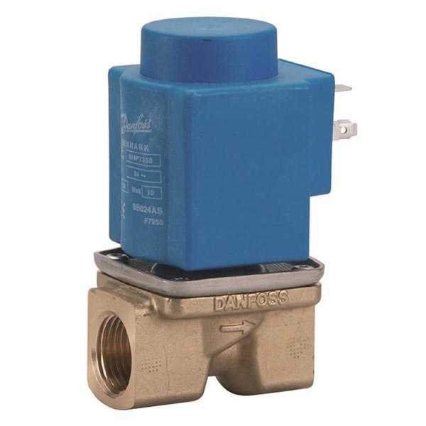 EV220B (6-22 series), Servo-operated 2/2-way solenoid valves