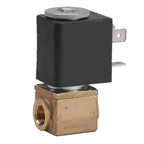 EV310A, Direct-operated 3/2-way compact solenoid valves