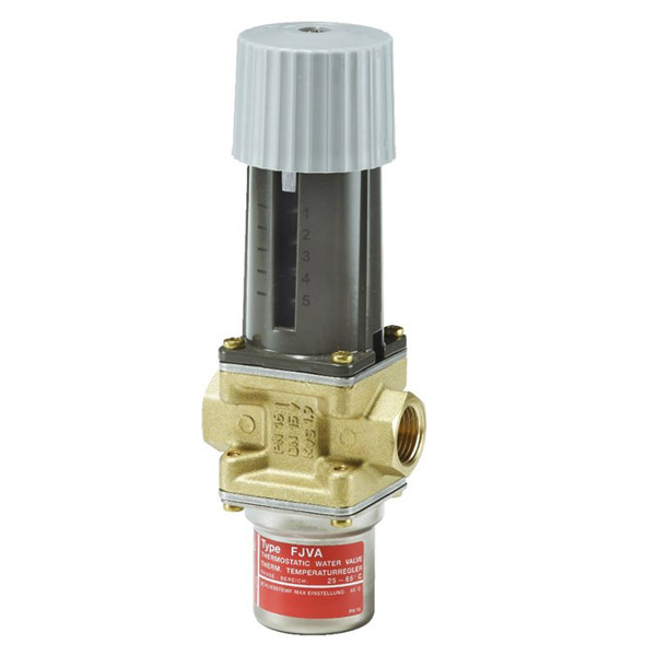 FJVA, Thermostatic valves without sensor