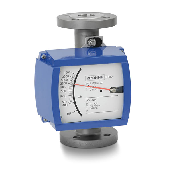 Variable Area Flowmeters – H250 M9