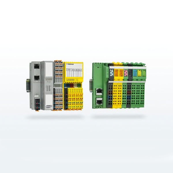 Kontrol kabini I/O sistemleri (IP20)