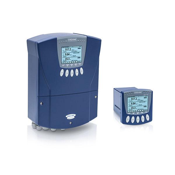 Process Analysis – OPTISENS MAC 300 Multiparameter Signal Converter