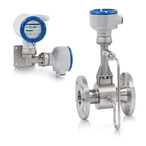 Vortex Flowmeter – OPTISWIRL Remote Version