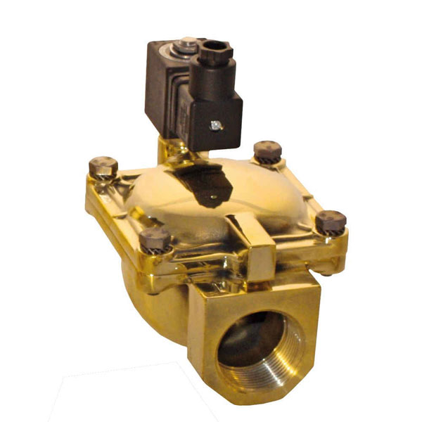 "PARKER 2-WAY NORMALLY CLOSED, 1-1/2"" GENERAL PURPOSE SOLENOID VALVES"