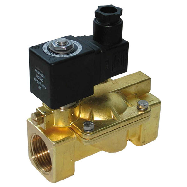 "PARKER 2-WAY NORMALLY CLOSED, 1-1/4"" GENERAL PURPOSE SOLENOID VALVES"