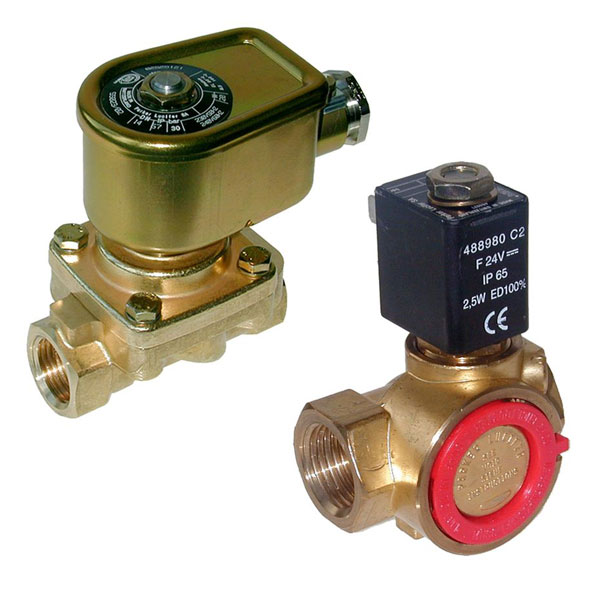 "PARKER 2-WAY NORMALLY CLOSED, 1/2"" GENERAL PURPOSE SOLENOID VALVES"