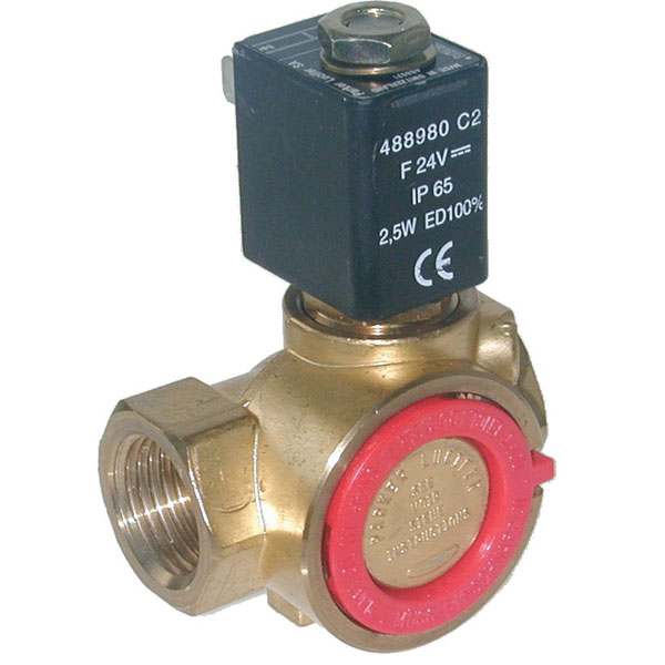 "PARKER 2-WAY NORMALLY CLOSED, 3/4"" GENERAL PURPOSE SOLENOID VALVES"