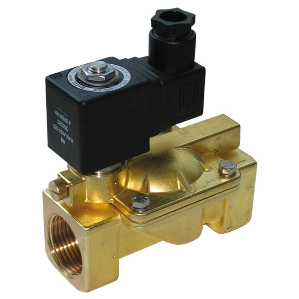 "PARKER 2-WAY NORMALLY OPEN, 1-1/2"" GENERAL PURPOSE SOLENOID VALVES"