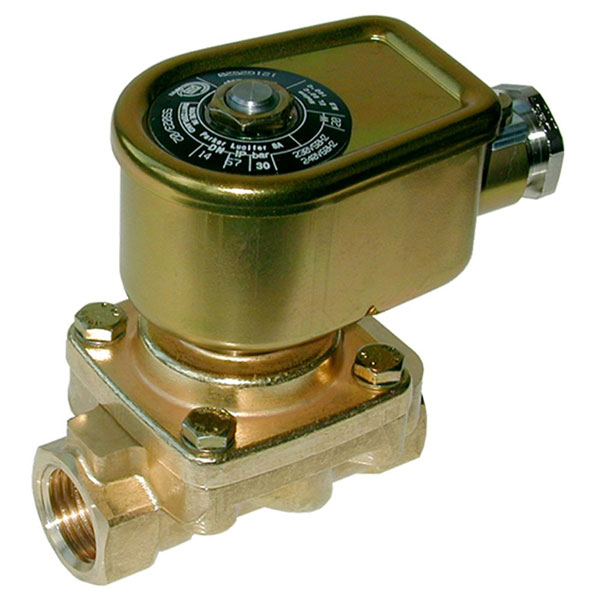 "PARKER 2-WAY NORMALLY OPEN, 1/2"" GENERAL PURPOSE SOLENOID VALVES"