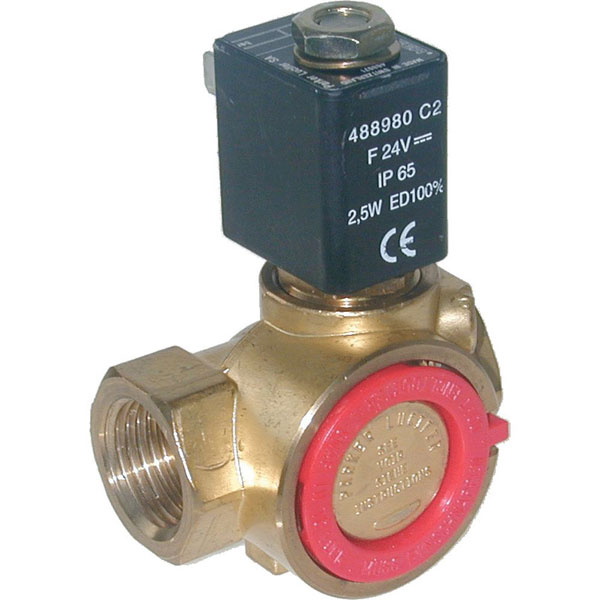 "PARKER 2-WAY NORMALLY OPEN, 3/4"" GENERAL PURPOSE SOLENOID VALVES"