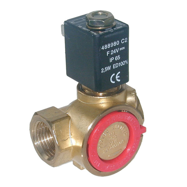 "PARKER 2-WAY NORMALLY OPEN, 3/8"" GENERAL PURPOSE SOLENOID VALVES"