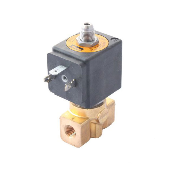 "PARKER 3-WAY NORMALLY CLOSED, 1/8"" GENERAL PURPOSE SOLENOID VALVES"