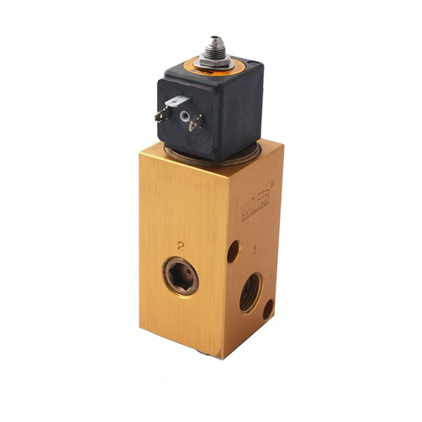 "PARKER 3-WAY NORMALLY OPEN, 1/2"" GENERAL PURPOSE SOLENOID VALVES"