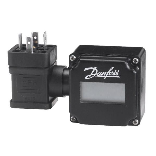 Plug-in displays - for pressure transmitters