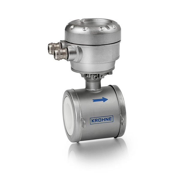 Electromagnetic flowmeters for industrial nuclear applications – POWERFLUX 5000