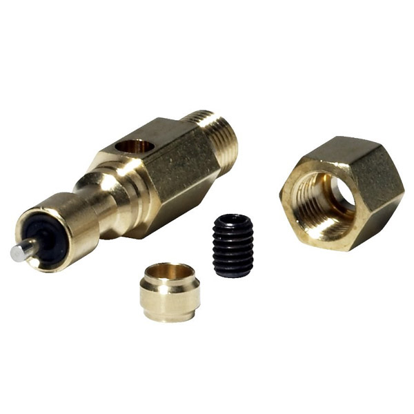 Pressure relief valves - for pressure switches