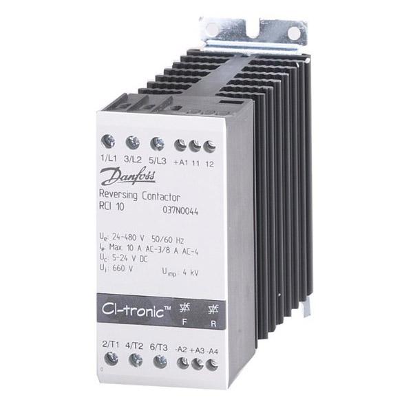 RCI, CI-tronic™ reversing motor contactors