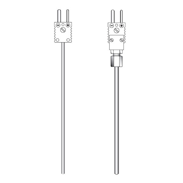 TCA-M60 Mineral insulated thermocouple