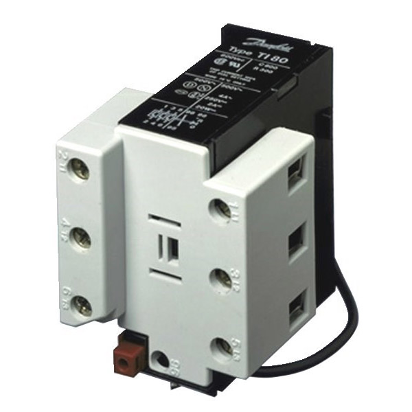 TI (80-86 series), Thermal overload relays