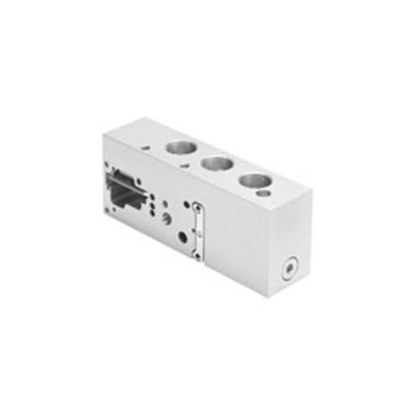 VSVA için adaptör plakaları, ISO 15407-2, ISO 5599-2